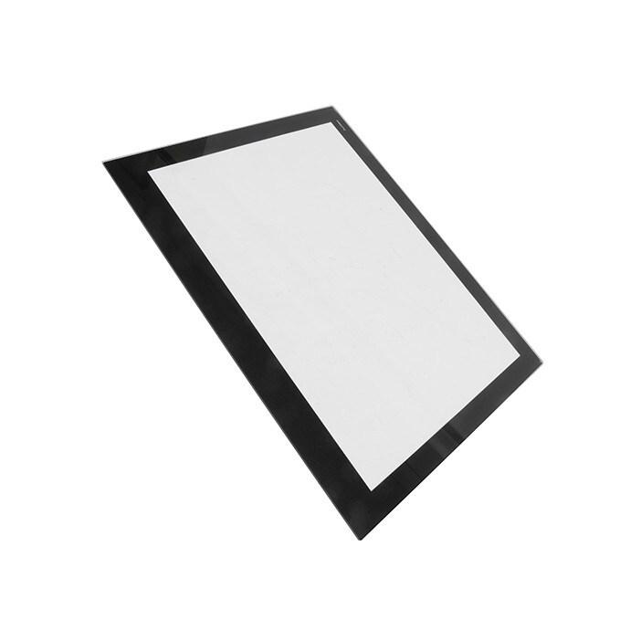 Oven Inner Door Glass For Cookers Ovens Hobs 5616668090 Zanussi