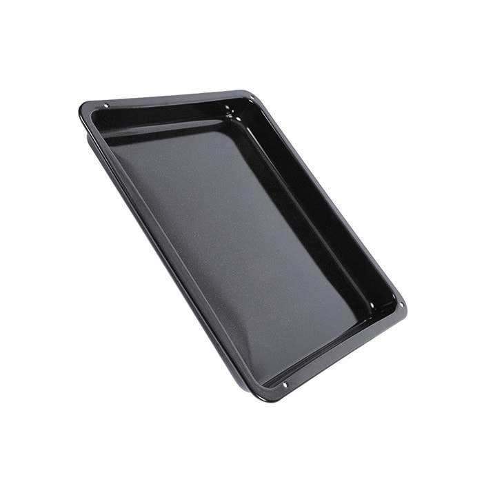 Black Oven Drip Pan For Cookers Ovens Amp Hobs 3870288101