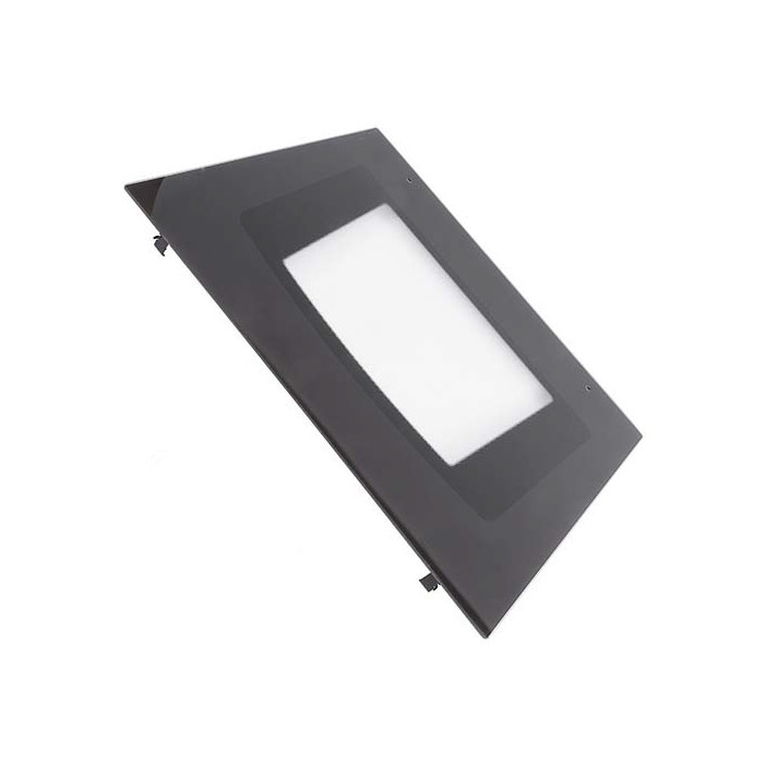 Brown Main Oven Door Glass For Cookers Ovens Hobs 3114452232