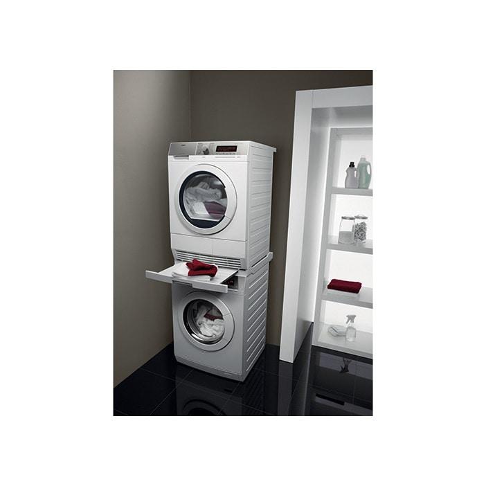 AEG Zwischenbausatz Für Wasch  Trocknersäule Mit Auszugsplatte