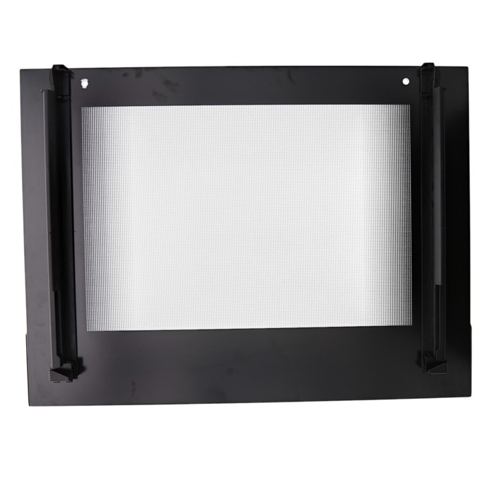 Silkscreened Main Oven Outer Door Glass For Cookers Ovens