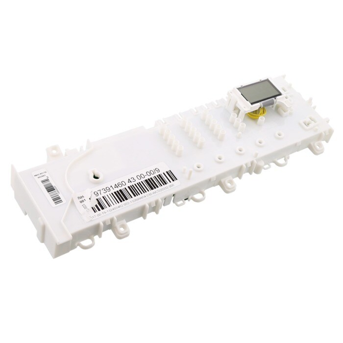 Washing Machine Configured Printed Circuit Board
