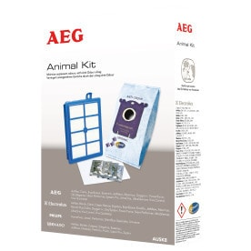 AUSK8 Animal Vacuum Cleaner Bag and Filter Kit