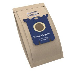 E200B s-bag® Classic Vacuum Cleaner Bags, 5 bags