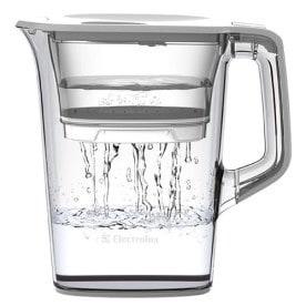 AquaSense™ vattenfiltreringskanna 1,6 liter Ice White