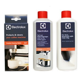 ECKSE Electrolux Allt-i-1 Kaffeunderhållssats
