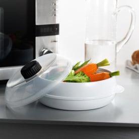 Naczynie parowe do kuchenki mikrofalowej