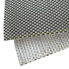 Universalt elektrostatisk filter