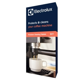 ECT Premium cleaning tablets for fully automatic coffe and Espresso makers