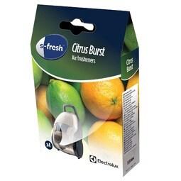 ESMA s-fresh™ Citrus BurstDoftkulortill Dammsugare