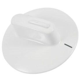 Electrolux 1523165411 Dishwasher White Control Knob