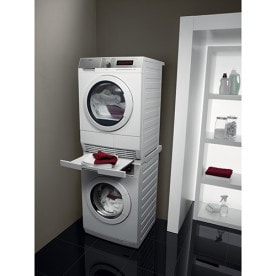 AEG Tumble Dryer Stacking Kit with Pull-Out Shelf