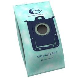E206P s-bag® Anti-Allergy dammsugarpåse, 4 påsar