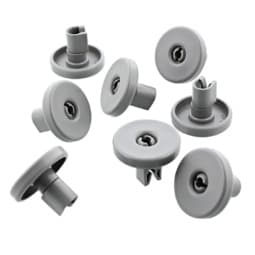 Dishwasher Lower Basket Wheel Kit