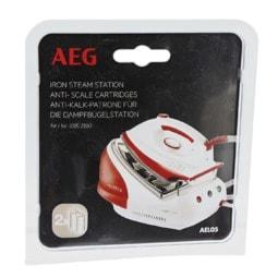 Antikalk-Cartouche zweierset pour AEG Vapeur à Repasser Station fer à repasser Big Light