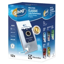 E201M Pack económico de s-bag® Classic Long Performance, 12 sacos